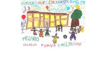 Paloma Lizana 2º Infantil